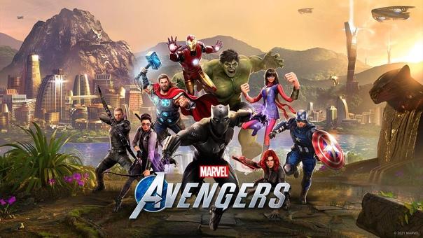 Скидка на игру Xbox 30 сентября Marvel's Avengers пополнит библиотеку Xbox Game Pass.