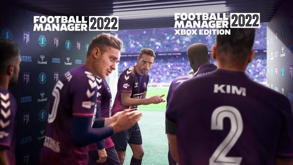 Скидка на игру Xbox 9 ноября состоится релиз Football Manager 2022 Xbox Edition.