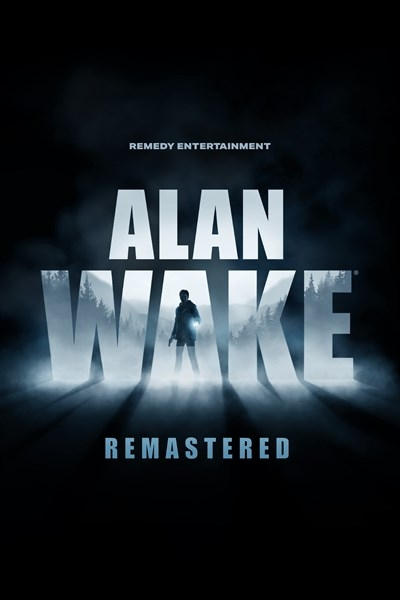 Alan Wake Remastered Is Now Available For Digital Pre-order And Pre-download On Xbox Series X S