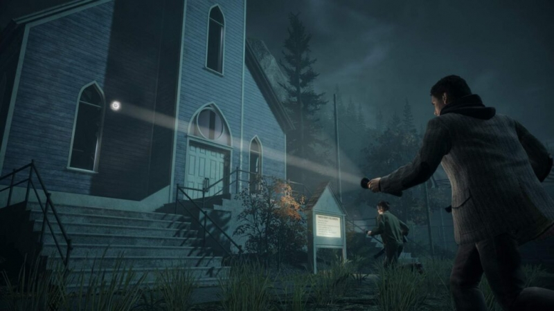 Alan Wake: Remastered – первый трейлер и дата выхода игры