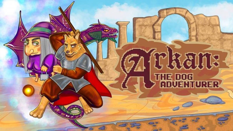 Arkan: The Dog Adventurer Is Now Available For Xbox Series X S