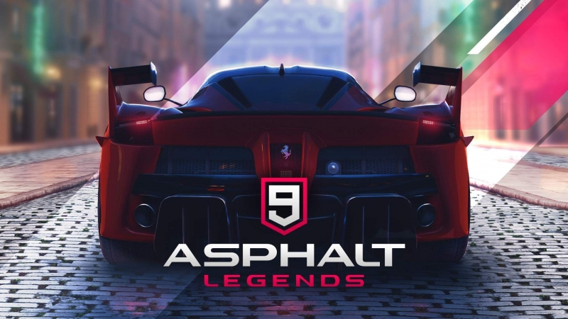 Asphalt 9: Legends Is Now Available For Windows 10, Xbox One, And Xbox Series X S