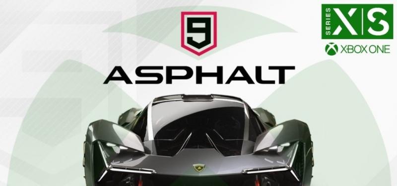 Asphalt 9: Legends — новая условно-бесплатная игра на Xbox