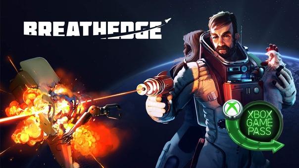 Скидка на игру Xbox Библиотеку Xbox Game Pass пополнила Breathedge –
