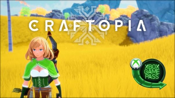 Скидка на игру Xbox Библиотеку Xbox Game Pass пополнила Craftopia –