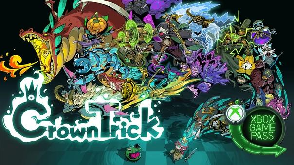 Скидка на игру Xbox Библиотеку Xbox Game Pass пополнила Crown Trick –