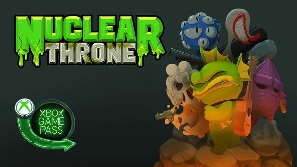 Скидка на игру Xbox Библиотеку Xbox Game Pass пополнила Nuclear Throne –