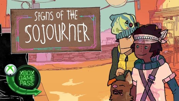 Скидка на игру Xbox Библиотеку Xbox Game Pass пополнила Signs of the Sojourner –