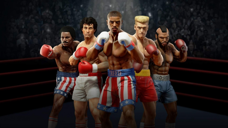 Big Rumble Boxing: Creed Champions Is Now Available For Xbox One And Xbox Series X S