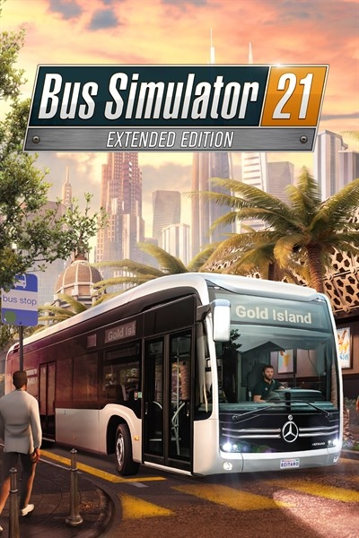 Bus Simulator 21 Is Now Available For Xbox One And Xbox Series X|S