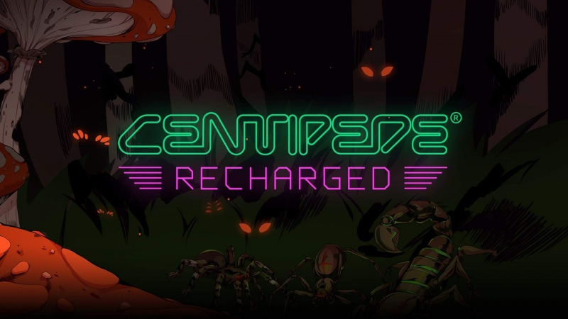 Centipede: Recharged Is Now Available For Digital Pre-order And Pre-download On Xbox One And Xbox Series X|S