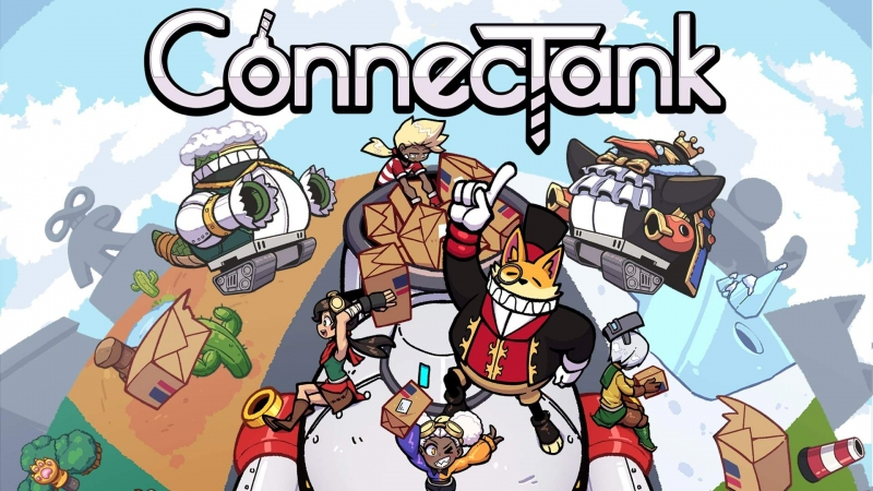 ConnecTank Is Now Available For Xbox One And Xbox Series X S