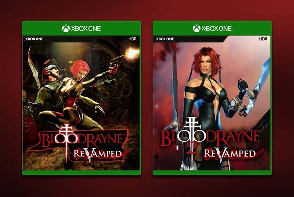Скидка на игру Xbox До конца этого года обновлённые версии дилогии BloodRayne посетят консоли Xbox One.