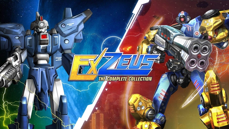ExZeus: The Complete Collection Is Now Available For Xbox One And Xbox Series X S