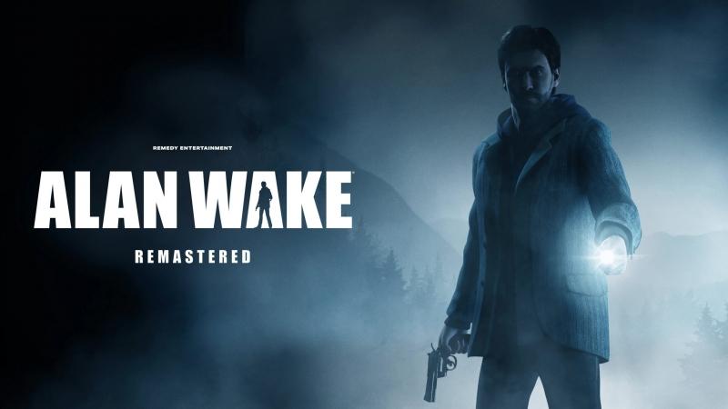 Графическое сравнение Alan Wake Remastered с оригиналом показали на видео