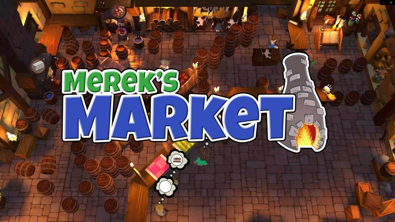 Merek's Market Is Now Available For Digital Pre-order And Pre-download On Xbox One And Xbox Series X|S