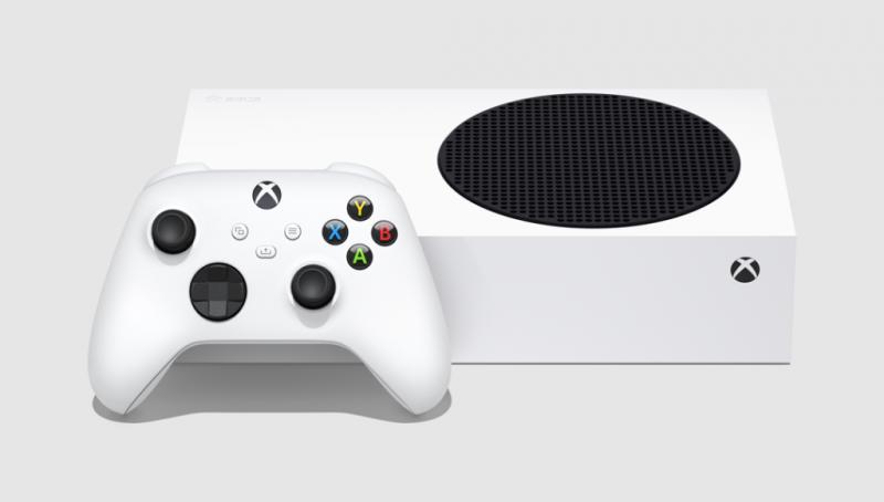 Microsoft может готовить версию Xbox Series S с дисководом