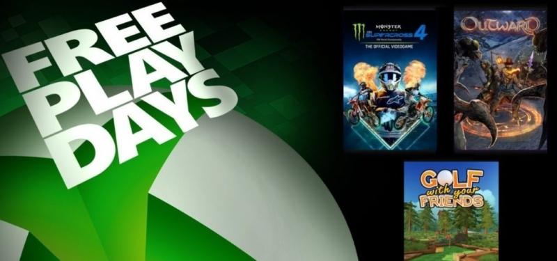 Monster Energy Supercross 4, Outward и Golf With Your Friends временно бесплатны для подписчиков Xbox Live Gold / Xbox Game Pass Ultimate