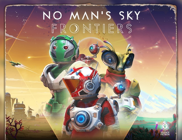 Скидка на игру Xbox На прошлой неделе для No Man's Sky вышло бесплатное обновление Frontiers, одной из главных особенностей которого стали процедурно-генерируемые планетарные поселения, которые теперь можно обнаружить на обитаемых планетах.
