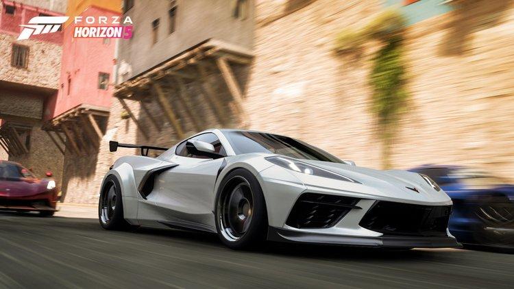 На запуске в Forza Horizon 5 будет более 420 автомобилей, включая гиперкар Mercedes-AMG One