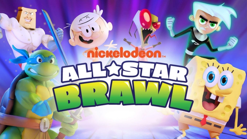 Nickelodeon All-Star Brawl Is Now Available For Digital Pre-order And Pre-download On Xbox One And Xbox Series X S