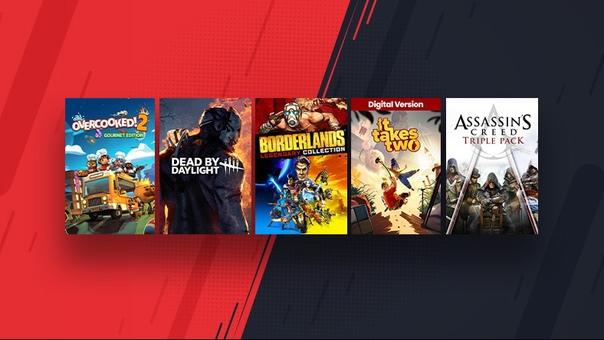Скидка на игру Xbox Новые еженедельные скидки в Microsoft Store.