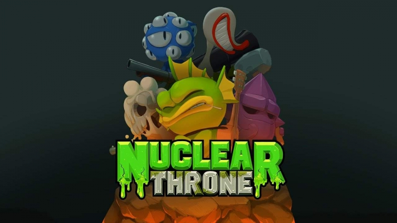 Nuclear Throne Is Now Available For Xbox One And Xbox Series X|S (Xbox Game Pass)