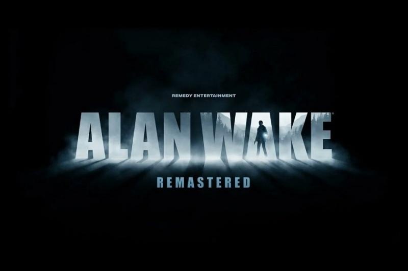 Официально: Alan Wake Remastered существует и выходит в этом году