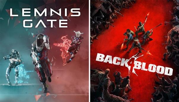 Скидка на игру Xbox Подписчикам Xbox Game Pass доступна предварительная загрузка Lemnis Gate и Back 4 Blood.