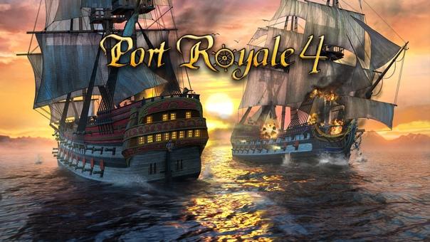 Скидка на игру Xbox Port Royale 4 получила бесплатное обновление до консолей Xbox Series X S