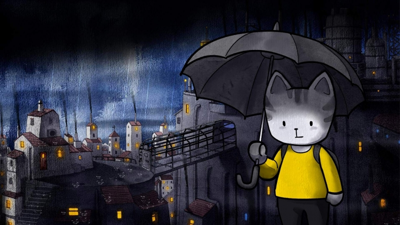 RainCity Is Now Available For Digital Pre-order And Pre-download On Xbox One And Xbox Series X S