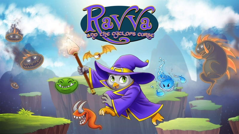 Ravva And The Cyclops Curse Is Now Available For Xbox One And Xbox Series X|S