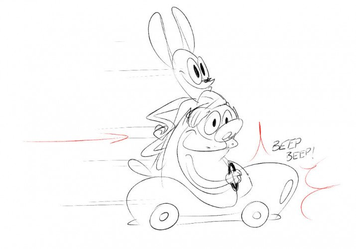 Рен и Стимпи будут биться как единое целое в файтинге по мультикам Nickelodeon