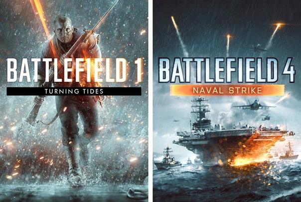 Скидка на игру Xbox Сейчас в Microsoft Store можно бесплатно получить дополнения «Волны перемен» для Battlefield 1 и Naval Strike для Battlefield 4.