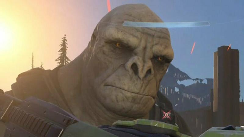 Слух: разработчики Halo Infinite улучшили внешний вид брутов (и Крэйга) – появились скриншоты