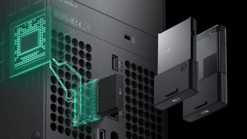 Слух: Xbox Series X | S получат новую карту расширения памяти на 500 Гб