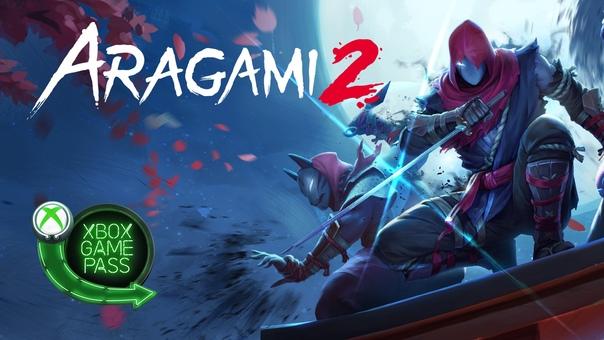 Скидка на игру Xbox Состоялся релиз Aragami 2.
