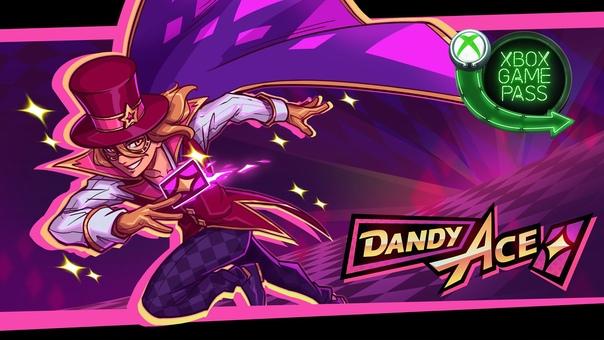 Скидка на игру Xbox Состоялся релиз Dandy Ace.