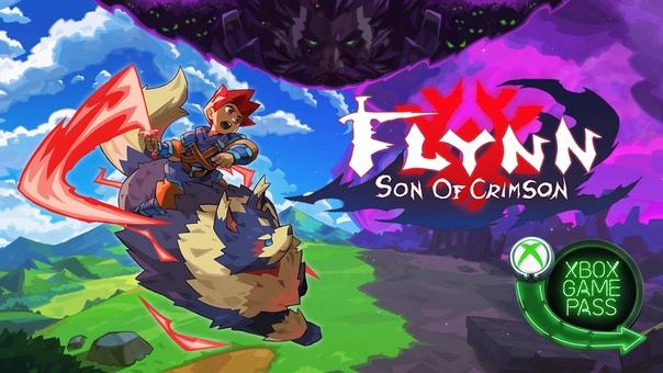 Скидка на игру Xbox Состоялся релиз Flynn: Son of Crimson.