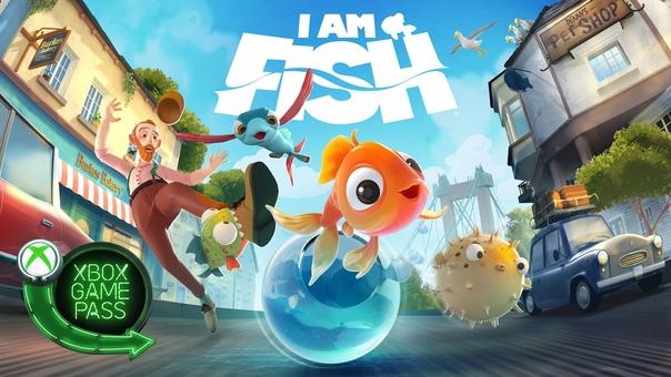 Скидка на игру Xbox Состоялся релиз I Am Fish.