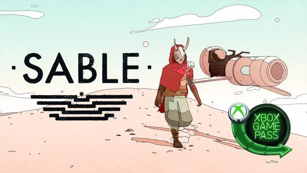 Скидка на игру Xbox Состоялся релиз Sable.