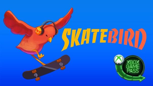 Скидка на игру Xbox Состоялся релиз SkateBird.