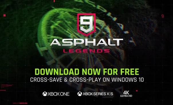 Скидка на игру Xbox Состоялся релиз условно-бесплатной Asphalt 9: Legends на консолях Xbox One и Xbox Series X|S.