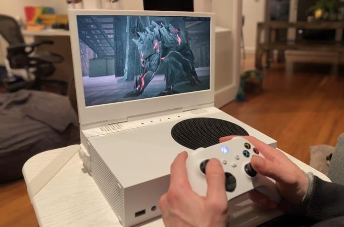 Создатели xScreen показали финальный дизайн устройства и переход в спящий режим