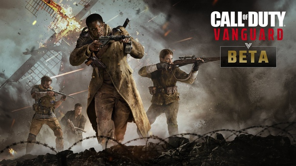 Стартовал открытый бета-тест Call of Duty: Vanguard