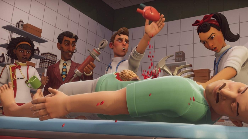 Surgeon Simulator 2 Launch Bundle Is Now Available For Xbox One And Xbox Series X S