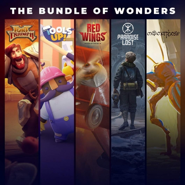The Bundle Of Wonders Is Now Available For Xbox One And Xbox Series X|S