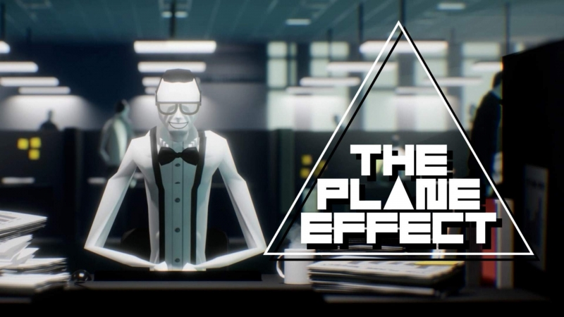 The Plane Effect Is Now Available For Xbox Series X|S
