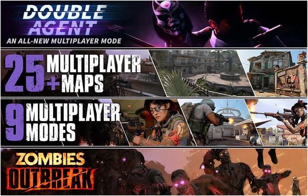Скидка на игру Xbox В Call of Duty: Black Ops Cold War начались «дни бесплатной игры», которые продлятся до 7 сентября (20:00 МСК).