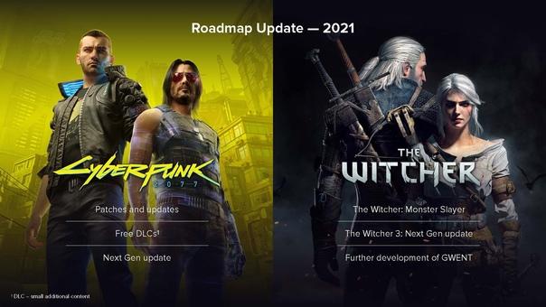 Скидка на игру Xbox Версии Cyberpunk 2077 и The Witcher 3 для консолей Xbox Series X S могут выйти в 2022 году, хотя изначально разработчики планировали выпустить их до конца этого года.